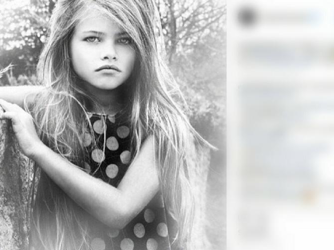 Pre 6 godina proglašena je za najlepšu devojčicu i slikama U ŠTIKLAMA šokirala svet: Danas ima 16 i izgleda OVAKO