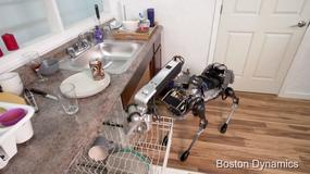 Domowy robot od Boston Dynamics