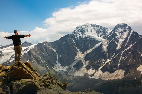 Na Kavkazu se udiše čist, razređeni vazduh