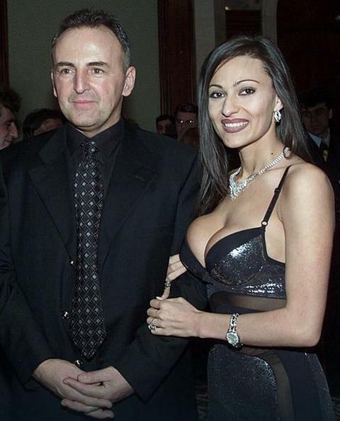 OVO NIKADA NISTE VIDELI! Fotografija Željka Ražnatovića sa prvom suprugom