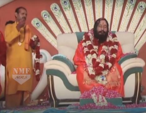 Sledbenici brinu za telo gurua