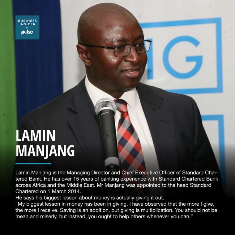 Top 10 Coolest Bank CEOs in Kenya
