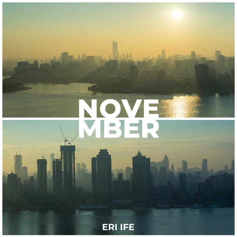 Eri Ife releases compilation tape, 'November' [EriIfe]