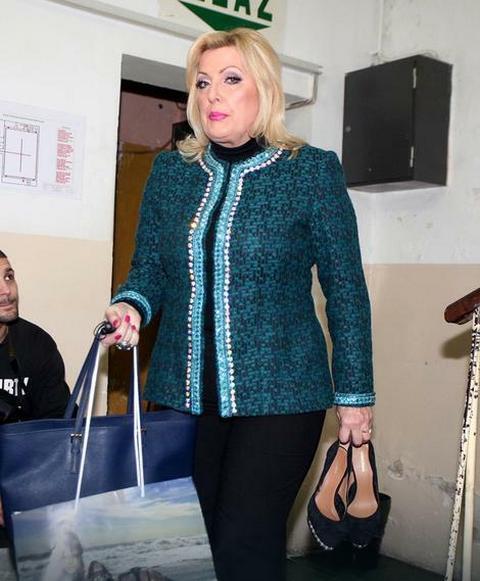 IZBACILA JE SINA IZ KUĆE: Evo kako je Snežana Đurišić odreagovala na pitanje o porodičnom skandalu