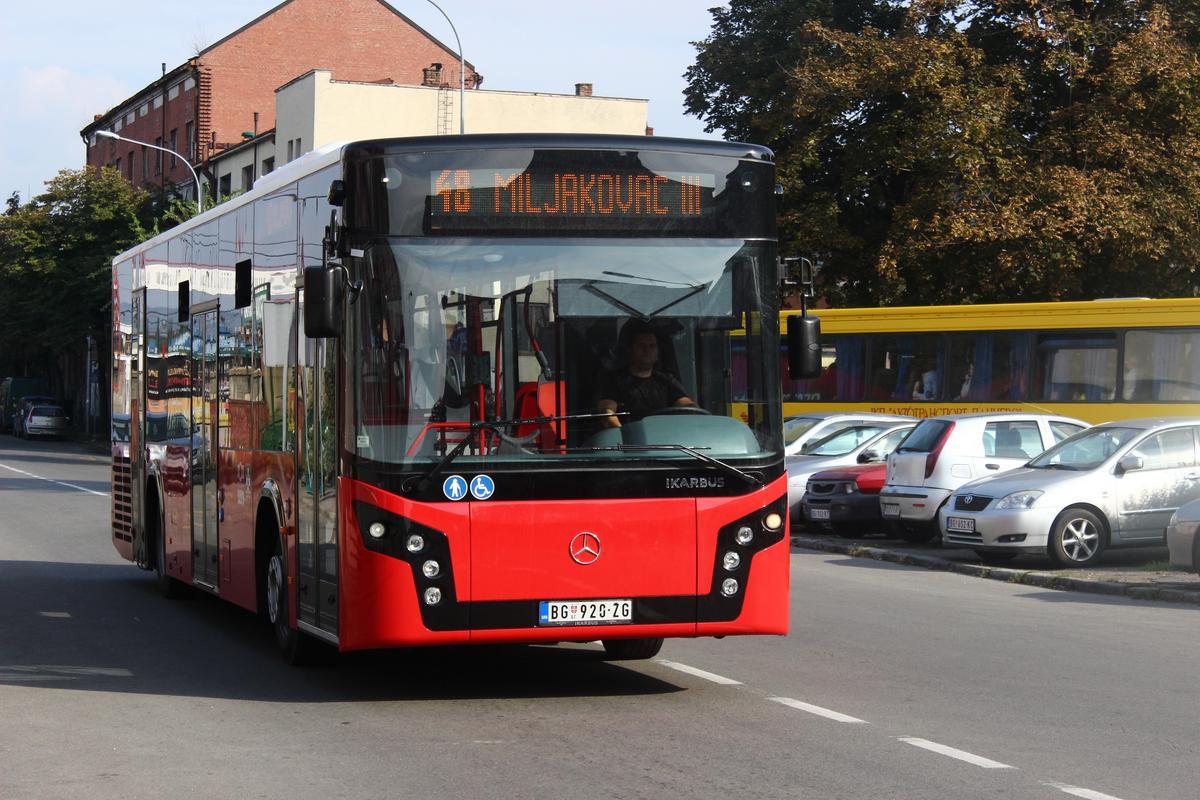 Video - BG Voz 1 - Cela trasa | GSP Beograd community ...