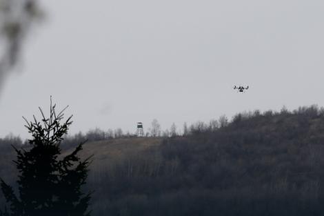 Dron uključen u potragu za nestalima