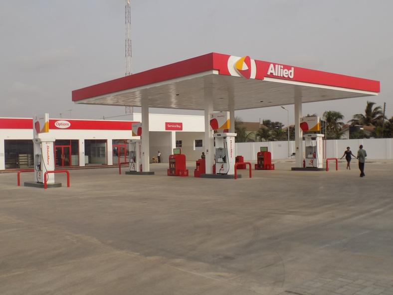 Allied Filling Station