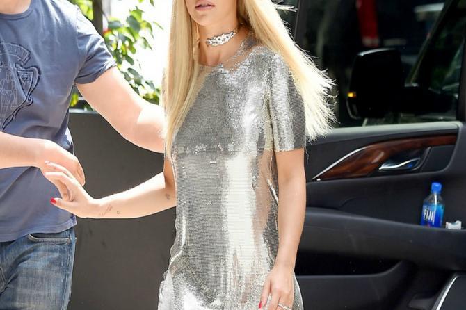Rita obukla najkraću haljinu na planeti! Kako li je sedela u ovome?