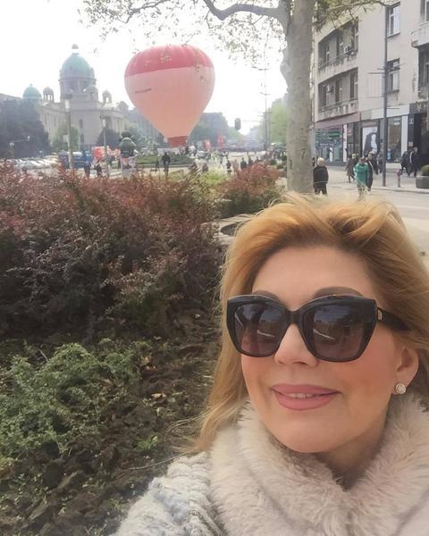 POLICIJA PRIVELA SUZANU MANČIĆ: Voditeljka zamalo završila u ZATVORU!