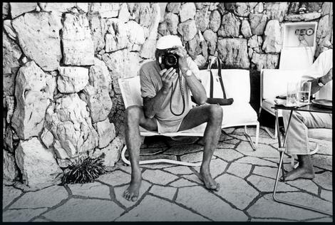 Žan Pigoci: Helmut Njutn, Vila Dorane, Antib, Francuska, 1993.