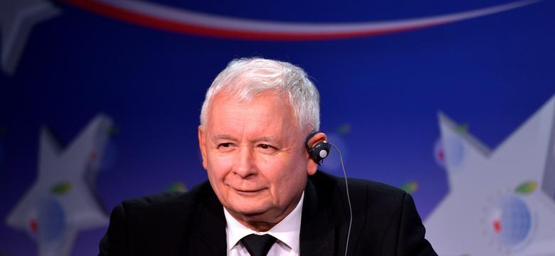Polacy na prawo od Jarosława Kaczyńskiego