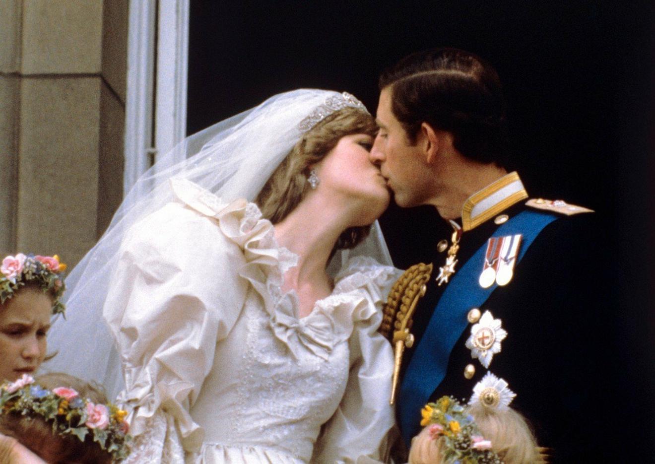 Princeza i princ od Velsa: Dajana i Šarls na venčanja 1981. u Londonu
