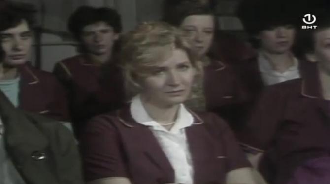"""Nada Đurevska u seriji """"Priče iz fabrike"""""""