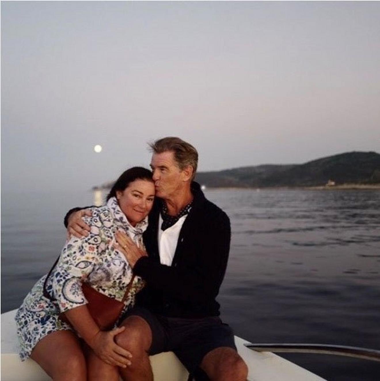 Ovako izgleda jedna njihova fotografija posle dugog bračnog staža