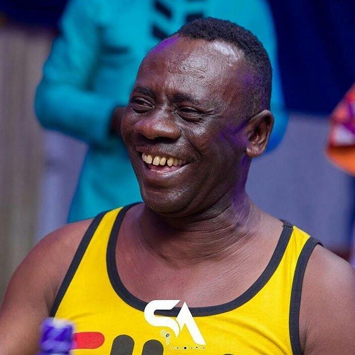 Kumawood actor Akrobeto