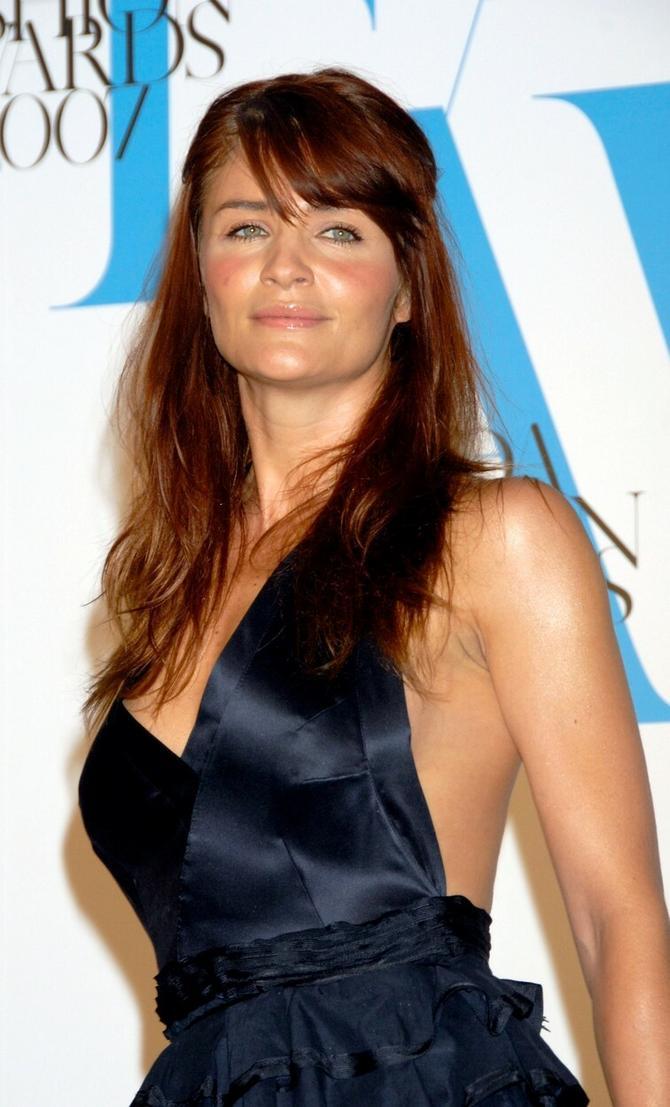 Helena Kristensen je ovako izgledala 2007. na dodeli