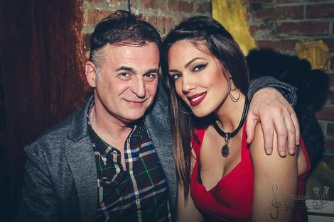 Nina Radulović Lečić i Branislav Lečić; RAZVOD BRAKA;vip ravod, srbija, glumac, voditeljka,