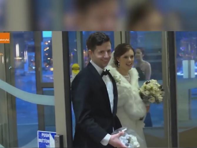 Počelo je kao obično venčanje, a onda je jedna žena doživela spektakularno veče: Nije mlada u pitanju!