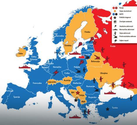 NATO u Evropi