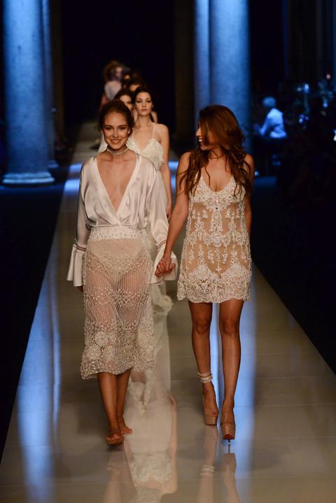 Lepa oduševila modne znalce u Milanu