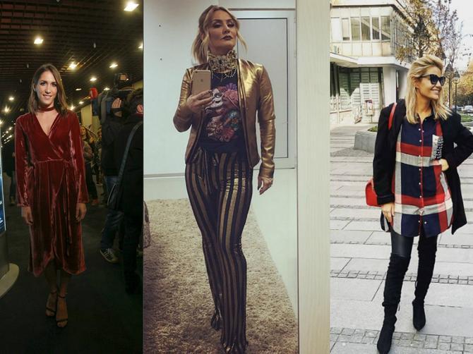Modni žiri: Goca kao zlatni Bitlđus i Jelisaveta u maminoj kućnoj haljini