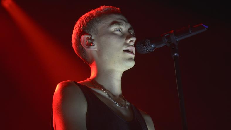 Olly Alexander, a Years and Years énekese /Fotó: AFP