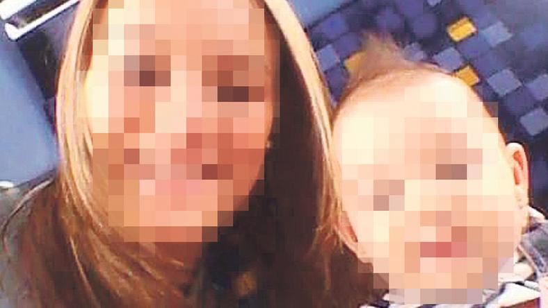 Vivien 8 éve szakított a férfival, aki rendeszeresen zaklatta /Fotó: Facebook