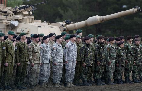 NATO vojna vežba