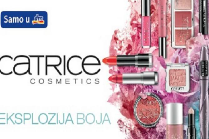 Ekskluzivno: CATRICE, novi make-up brend u Srbiji samo u DM -u!