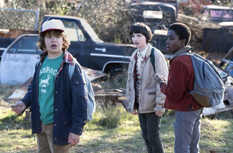 "Gaten Mataraco u seriji ""Stranger Things"""