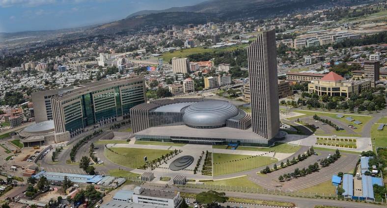 Addis Ababa the Capital City of Ethiopia