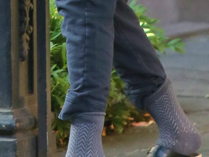 Na impresivnoj kolekciji cipela zavidi joj ceo svet, a gradom šeta U OVOME!