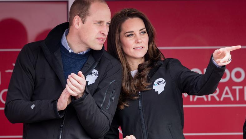 Vilmos herceg és Katalin egyre több munkát adott a házvezetőnek, aki már nem bírta a hajtást /Fotó: Profimedia Reddot