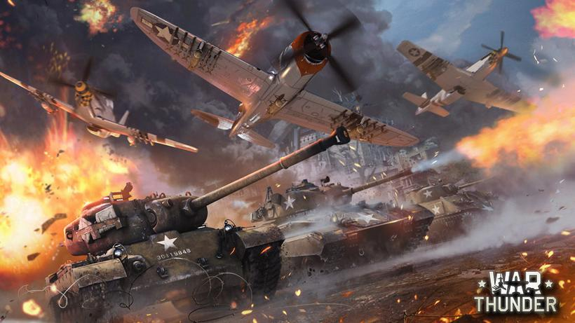 gameplanet War Thunder