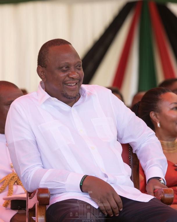In Photos: Glamorous after-party President Uhuru Kenyatta held before leaving for Japan