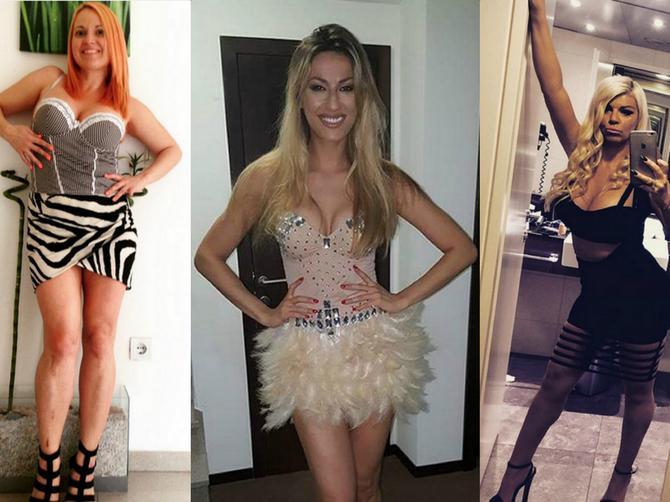 Zebra iz pakla i najkraća mini-suknja Srbije: One su ovogodišnje kraljice, ali NEUKUSA