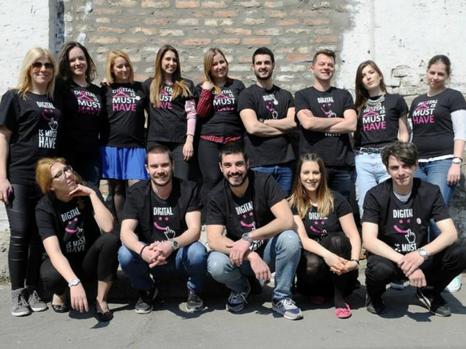 Stigli novi studenti: Digital Media Campus nastavlja obučavanje nove generacije novinara