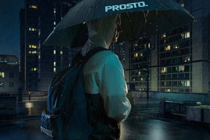"PROTO Klasyk ""Rain on the Street"""