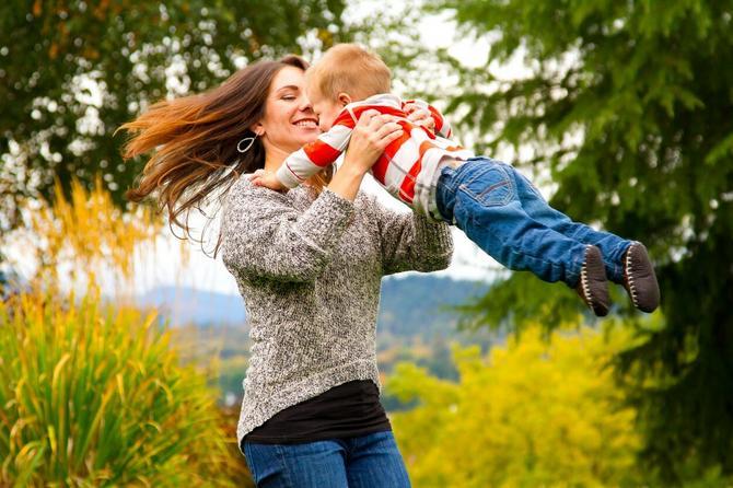 Deca se rađaju s dobro razvijenim vestibularnim čulom, odgovornim za kretanje i ravnotežu
