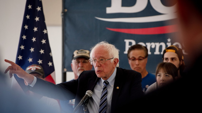 Sanders says he'll resume campaigning 'as soon as possible' - 47abc
