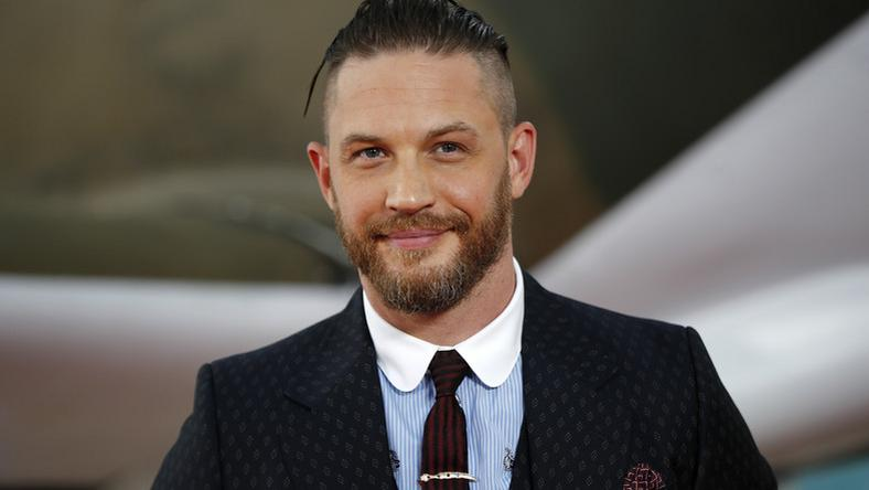 Tom Hardy /Fotó: AFP