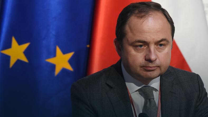 Konrad Szymański wyklucza możliwość opuszczenia Unii Europejskiej przez Polskę