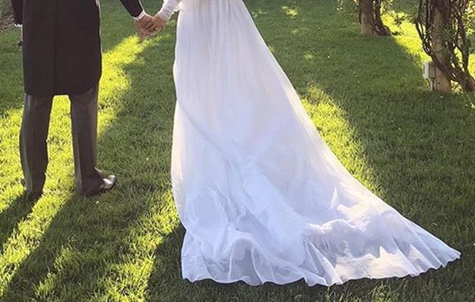 O šokantnoj venčanici svi izveštavaju