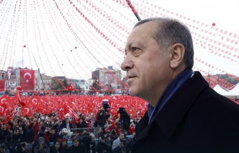 Želi veću moć: Redžep Tajip Erdogan