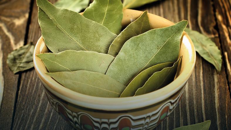 Niezwykłe właściwości liści laurowych