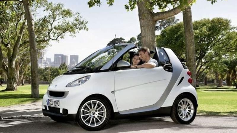 Smart Fortwo MY2010