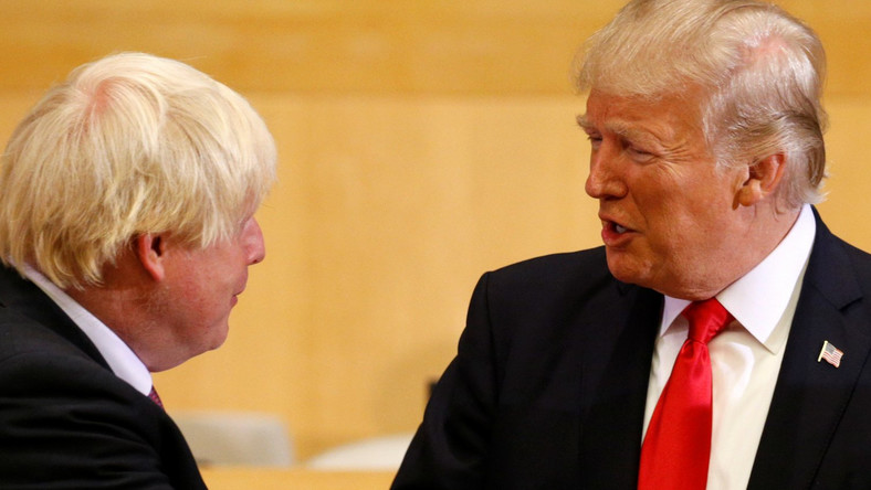 Johnson and Hunt slam Trump tweets, but refuse to call them racist