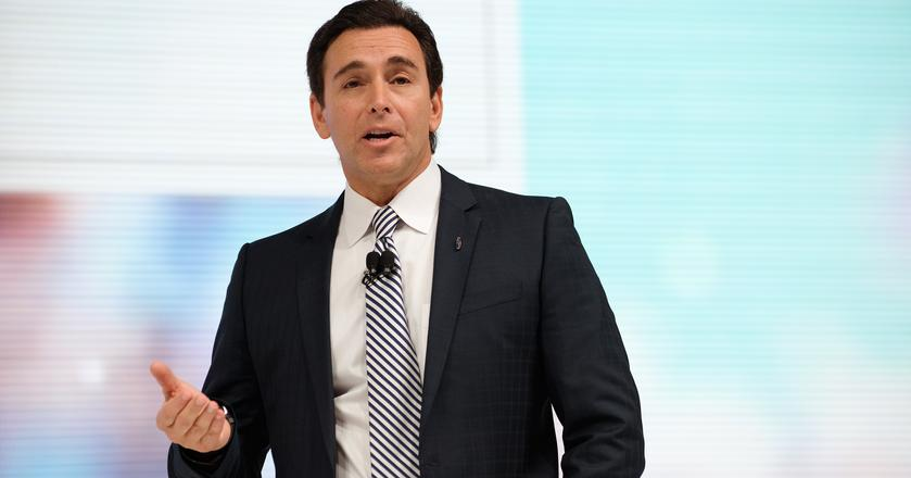 Mark Fields, prezes Forda