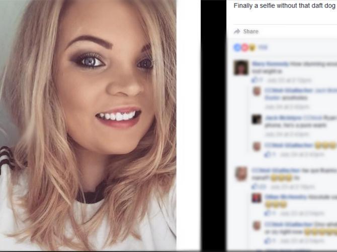 Pecala je komplimente na Fejsbuku. Ali baka joj je brutalnim komentarom sve upropastila