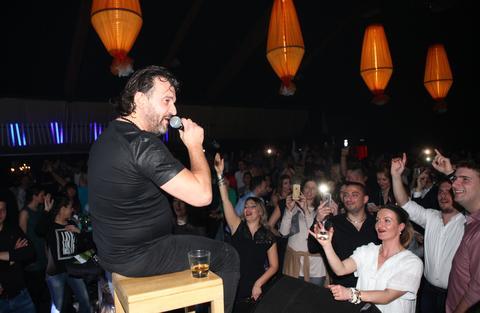 Publika nije mogla da veruje da je Lukas na koncertu odsvirao OVU PESMU!